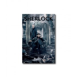 Póster Sherlock