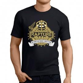 Camiseta gamer Rapture
