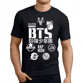 BTS music t-shirt